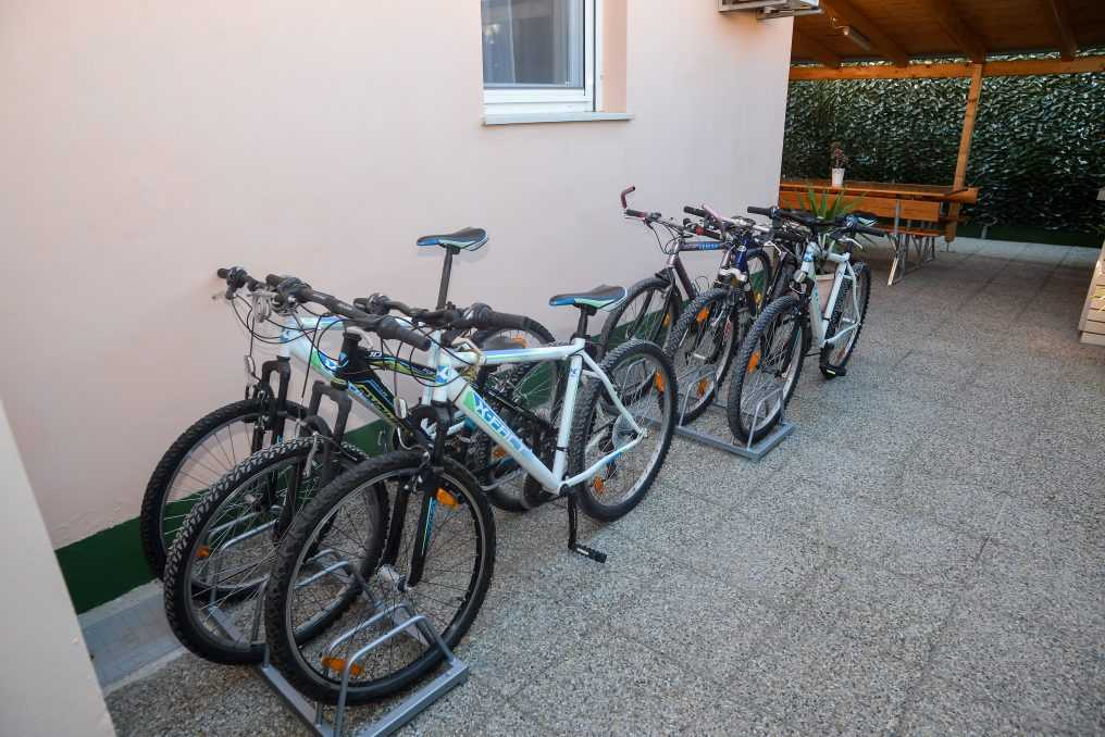 Villa Sanda Bikes