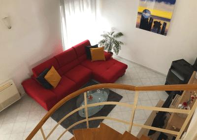 Villa Sanda Living Room